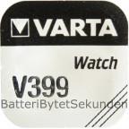 399 / SR927W VARTA 1.55V Klockbatteri