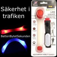 LEDSafe syns i trafiken