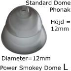 Power Smokey Dome L 1-Pack - Phonak 054-1995