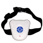 Antiskall halsband Ultrasonic lär hund sluta skälla Ultraljud - Stoppa  skall