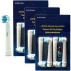 Oral-B Kompatibla Precision Clean 12-Pack Tandborsthuvud SB-17A