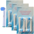 Oral-B Kompatibla Sensitive 12-Pack Tandborsthuvud EB-17S