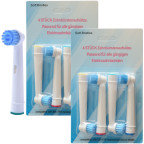 Oral-B Kompatibla Sensitive 8-Pack Tandborsthuvud EB-17S