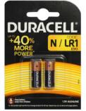N / LR1 2-Pack Duracell Alkaline 1,5V AM5 MN9100 UM5