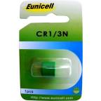 CR1/3N Litium 3V Batteri Fotobatteri DL1/3N