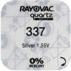 337 SR416SW Klockbatteri Rayovac - Batteri för märkesklockan