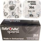 364 10-Pack SR621SW Klockbatteri - Rayovac
