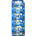 364 10-Pack SR621SW Klockbatteri - Renata
