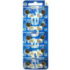 371 10-Pack SR920SW Klockbatteri - Renata