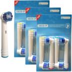 Oral-B Kompatibla Tandborsthuvud 12-Pack EB20-P