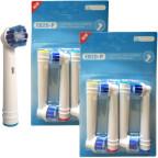 Oral-B Kompatibla Tandborsthuvud 8-Pack EB20-P